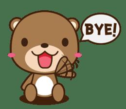 Choco-Bear sticker #1165025