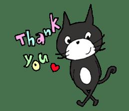 almighty cat tamakuro sticker #1165070