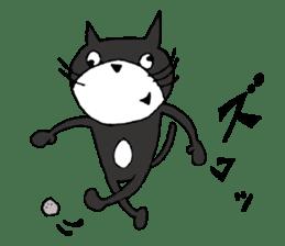 almighty cat tamakuro sticker #1165079