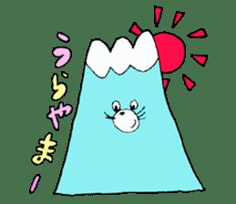 almighty cat tamakuro sticker #1165086