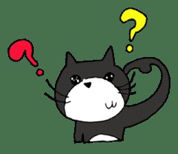almighty cat tamakuro sticker #1165092