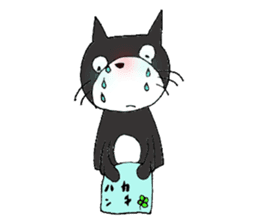almighty cat tamakuro sticker #1165093