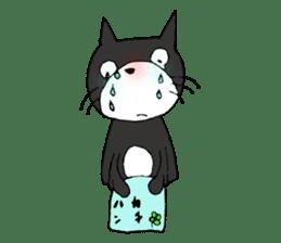 almighty cat tamakuro sticker #1165093
