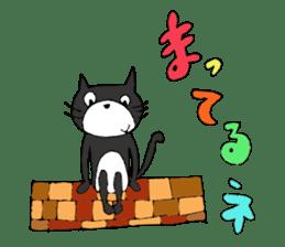 almighty cat tamakuro sticker #1165105