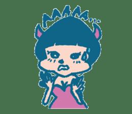 Wife devil sticker #1165760