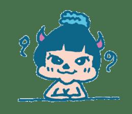 Wife devil sticker #1165779