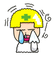 A HOUSEWIFE HELMETED sticker #1165987