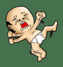 little old man sticker #1166200