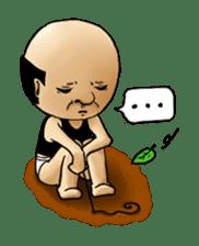 little old man sticker #1166211