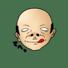 little old man sticker #1166224