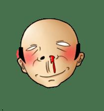 little old man sticker #1166225