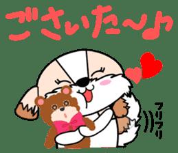 Takkun in Izumo sticker #1166477