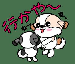Takkun in Izumo sticker #1166504