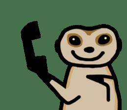 Meerkat sticker #1166714