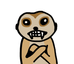 Meerkat sticker #1166726
