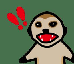 Meerkat sticker #1166737