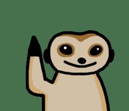 Meerkat sticker #1166743
