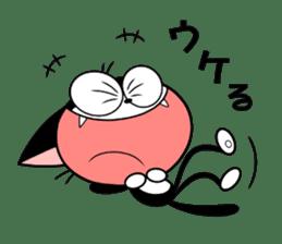 Cyborg Kuro-chan sticker #1166988