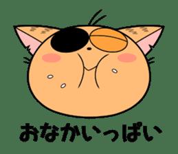 Cyborg Kuro-chan sticker #1166990