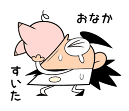 Cyborg Kuro-chan sticker #1166991