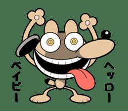 Cyborg Kuro-chan sticker #1167008
