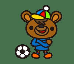 HAPITORY BEAR sticker #1167444