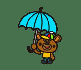 HAPITORY BEAR sticker #1167448