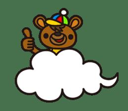 HAPITORY BEAR sticker #1167460