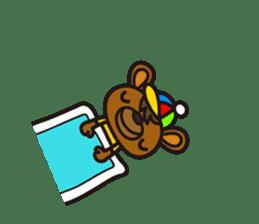 HAPITORY BEAR sticker #1167463