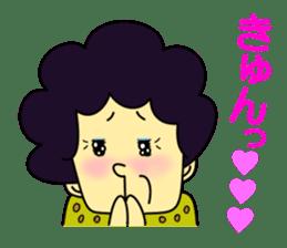 Obachan sticker #1168003