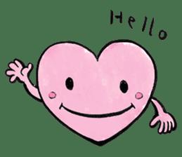 Cute Heart sticker #1170066