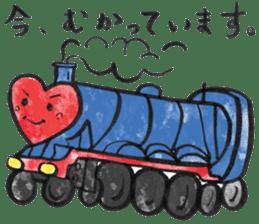 Cute Heart sticker #1170073