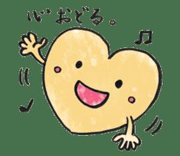 Cute Heart sticker #1170084