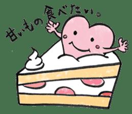 Cute Heart sticker #1170094