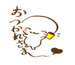 yuruyurutyann sticker #1170799