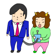 Businessman and His-Wife-the-DEVIL