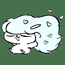 Marshmallow Puppies 2 sticker #1174479