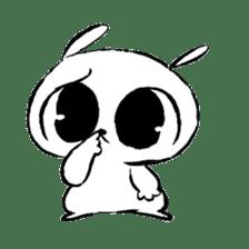 Marshmallow Puppies 2 sticker #1174484