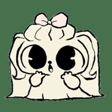 Marshmallow Puppies 2 sticker #1174501