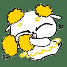 Marshmallow Puppies 2 sticker #1174502