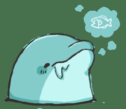 Dolphin Sticker sticker #1174578