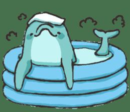 Dolphin Sticker sticker #1174582