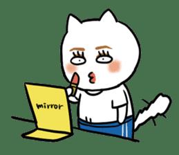 DAME OTAKU Sticker sticker #1174928