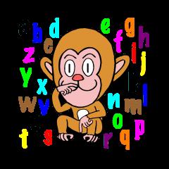 En-glish Monkey(enmon)