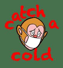 En-glish Monkey(enmon) sticker #1174998