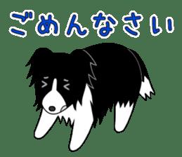 white pomeranian and puppies sticker #1175350