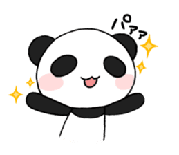 Kawaii Panda! sticker #1177159