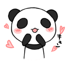 Kawaii Panda! sticker #1177163