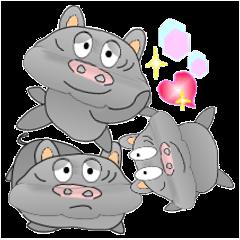 Event Berkshire pig
