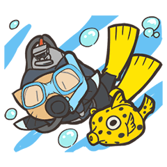 Let's Diving!